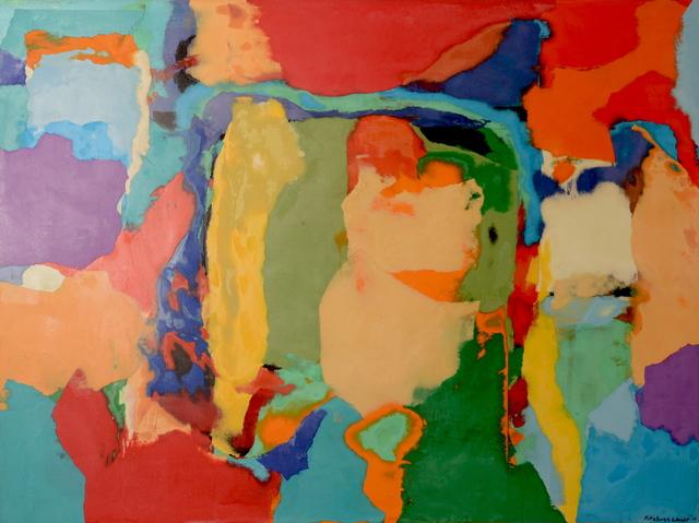 , 'Promenade,' 2014, Ellsworth Gallery