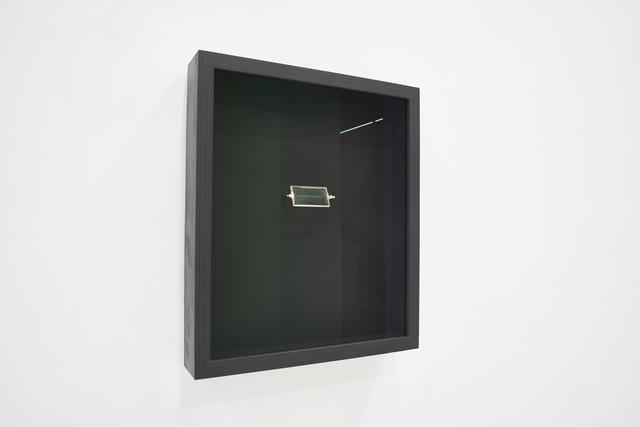 , '0 zu 1-3,' 2018, Galerie Lisa Kandlhofer
