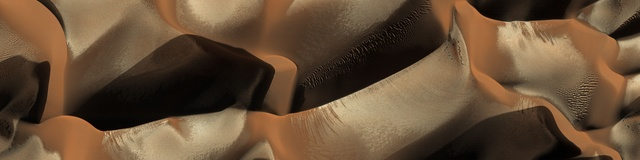 , 'Frosted Mars Dunes in Winter, Mars Reconnaissance Orbiter, November 26, 2006,' 2011, Flowers