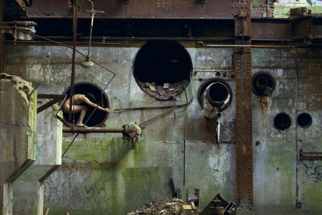 , 'Glenwood Power Plant, Yonkers, NY, USA #1,' 2007, Waterhouse & Dodd