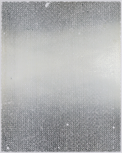 Rachel Whiteread, 'Untitled (Nets)', 2002, Other, Etched germansilver metal grating, Heather James Fine Art Gallery Auction
