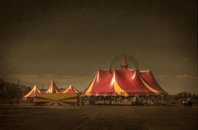, 'Circus Tent ,' 2014, David Lusk Gallery