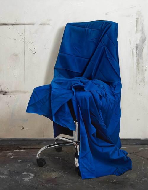 , 'Chair,' 2017, Mall Galleries