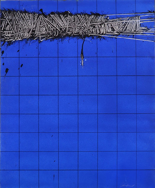 , 'Nel blu (Into the Blue),' 1971, Robilant + Voena