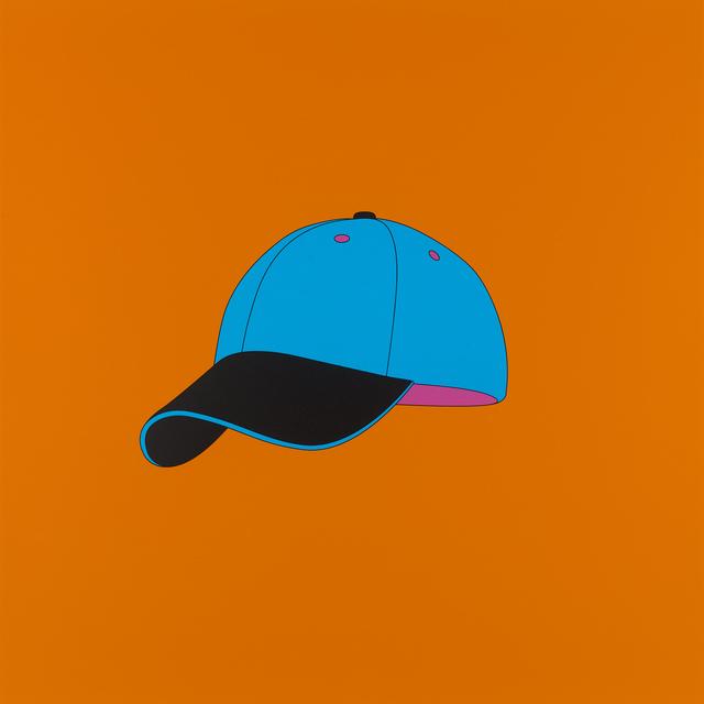 Michael Craig-Martin, 'Baseball Cap', 2019, ICA London