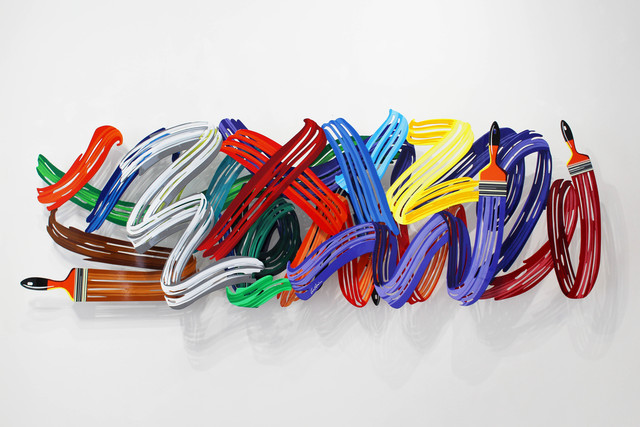 , 'XYZ,' 2018, Galerie Duret