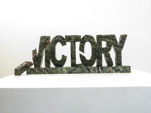 , 'Victory,' 2016, Francesco Pantaleone arte Contemporanea