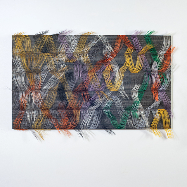 , 'Vibrant Conversation,' 2018, browngrotta arts