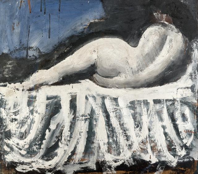 Mario Sironi, 'Nudo di donna', Il Ponte