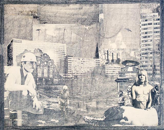 , 'Die Stadt und Ihre Seele,' 2012, Romer Young Gallery