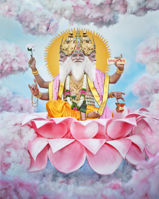 , 'Lord Brahma,' , Wall Space Gallery