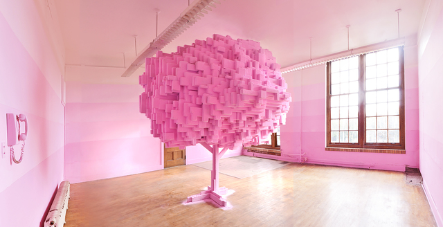 , 'Installation 17: Classroom,' 2018, Resource Art
