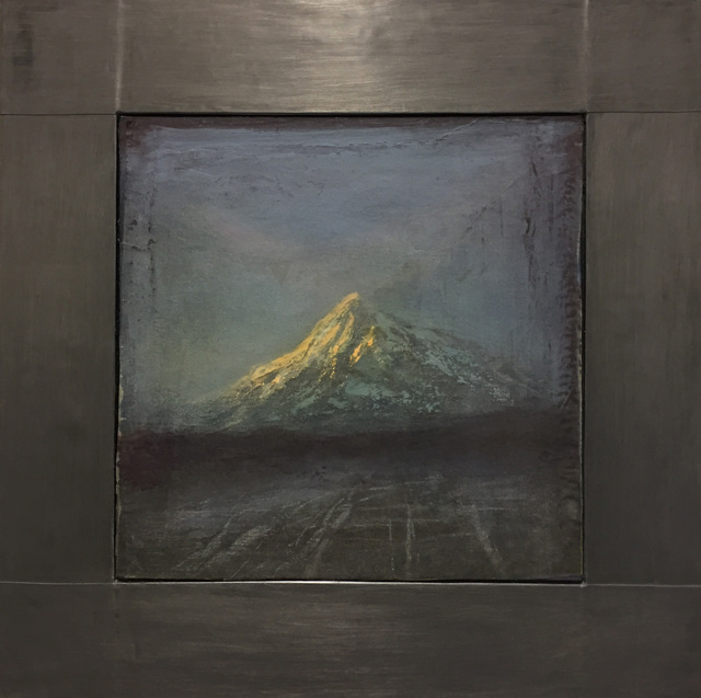 , 'Big Mountain-Scratched Earth,' 2016, Grenning Gallery