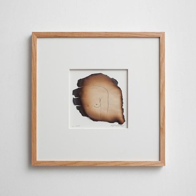 , 'Armpit,' 1993, Dvir Gallery