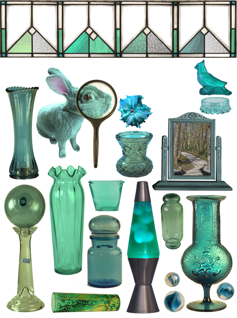 , 'Color Seeker Turquoise,' 2018, Foto Relevance