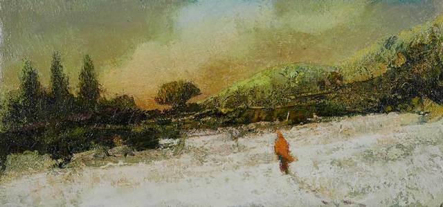 Simon Garden, 'Winter Wlak', 2017, Catto Gallery