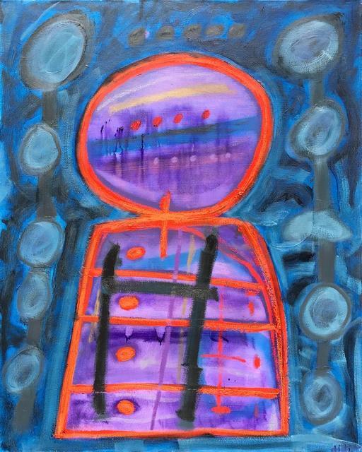 , 'Viendo el Mar,' 2016, Aura Galerias