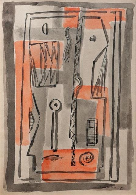 , 'Untitled,' 1957, Galería de las Misiones