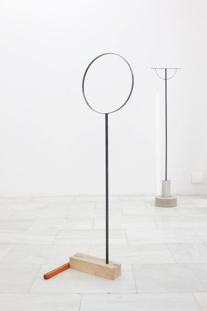 , 'Paperweight Quasicortex Lentiform #3,' 2014, García Galeria