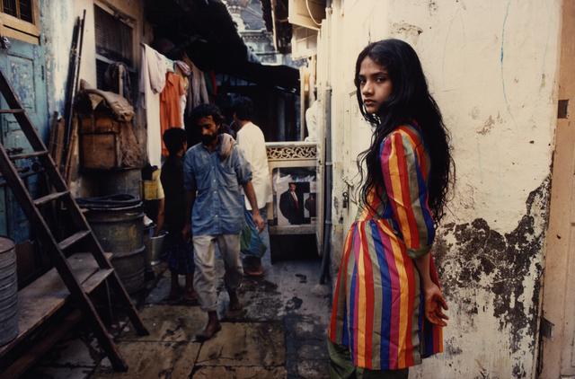 , 'Muslim Girl, Nagpada, Bombay, Maharashtra,' , Howard Greenberg Gallery