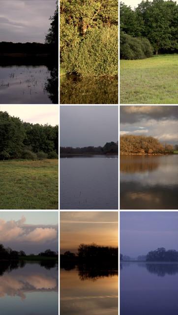 , 'Grand Etang, 2 x 24 Hour Films, ed. of 7,' 2015, Tayloe Piggott Gallery