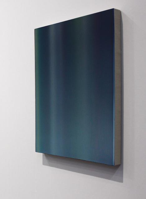 Adrien Couvrat, 'lyre', 2018, Painting, Acrylic on canvas, GALERIE MAUBERT