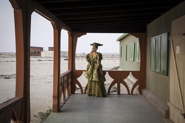 , 'The Shape of Memory, Wlotzkasbaken, Namibia,' 2012, Guns and Rain