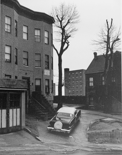 George Tice, 'Car For Sale, Cliff Street, Paterson, NJ', 1969, Gallery 270