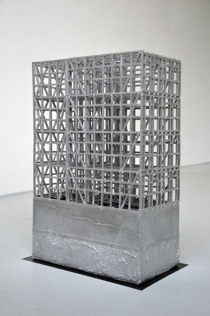 , 'Block 2,' 2013, Bernhard Knaus Fine Art