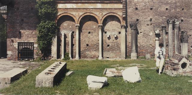 , 'Milano (Serie: Paesaggio Italiano),' 1986, Mai 36 Galerie