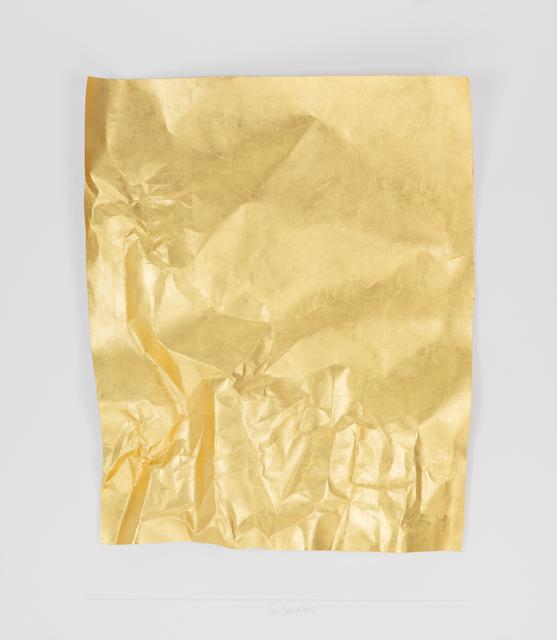 Stephen Antonakos, 'Terrain #5', 2011, Loretta Howard Gallery