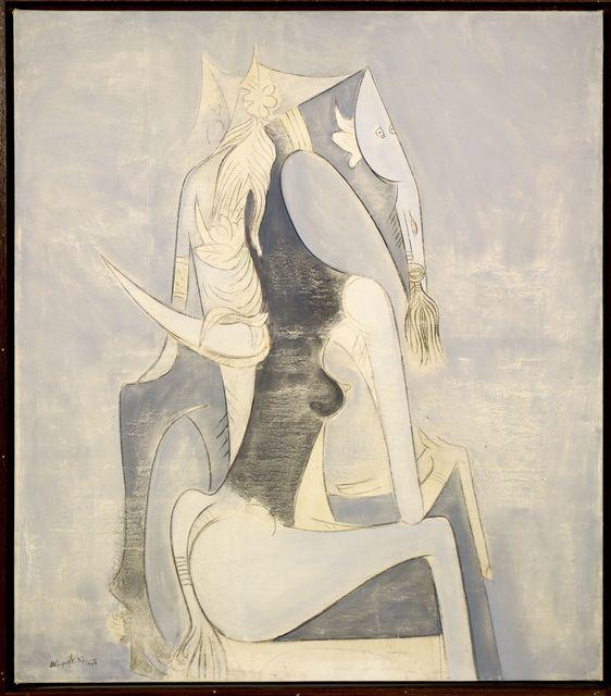 , 'La Fiancée de Kiriwina,' 1949, Centre Pompidou