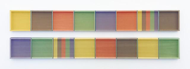 , 'Untitled (Primary Dyptych),' 2017, PRAZ-DELAVALLADE