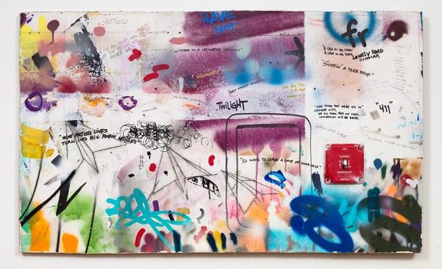 , 'Tablet #19,' 2005-2018, James Fuentes