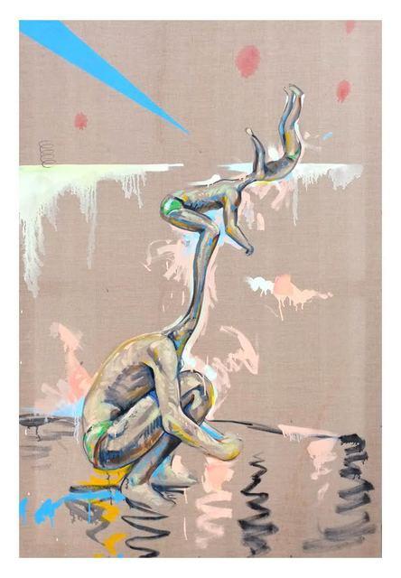 , 'Lonesome Messiah,' 2015, Teriha Yaegashi + Juliette Premmereur + Ella Marder+Lara Pan