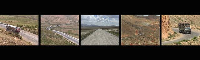 Gulnara Kasmalieva & Muratbek Djumaliev, 'A New Silk Road Video: Algorithm of Survival and Hope', 2006, Winkleman Gallery