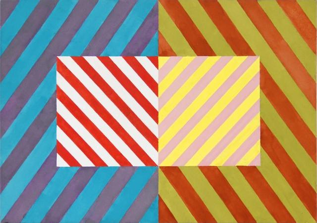 Stephen Westfall, 'Reflection', 2012, Galerie Gisela Clement