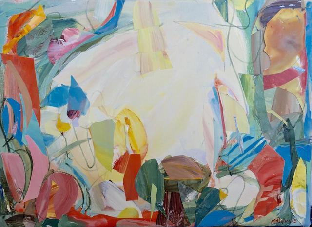 , 'Sunny,' 2015, W.Ming Art