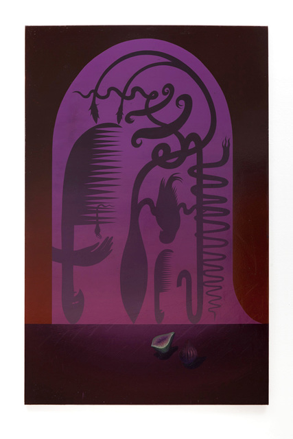, 'Still life with emerald fig,' , EIGEN + ART Lab