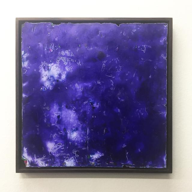 , 'Purpler 1,' 2016, V1 Gallery