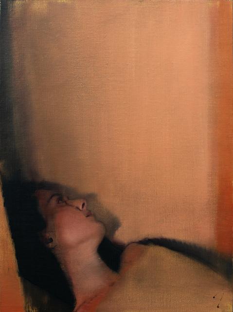 , 'Orange Room,' 2019, Shain Gallery
