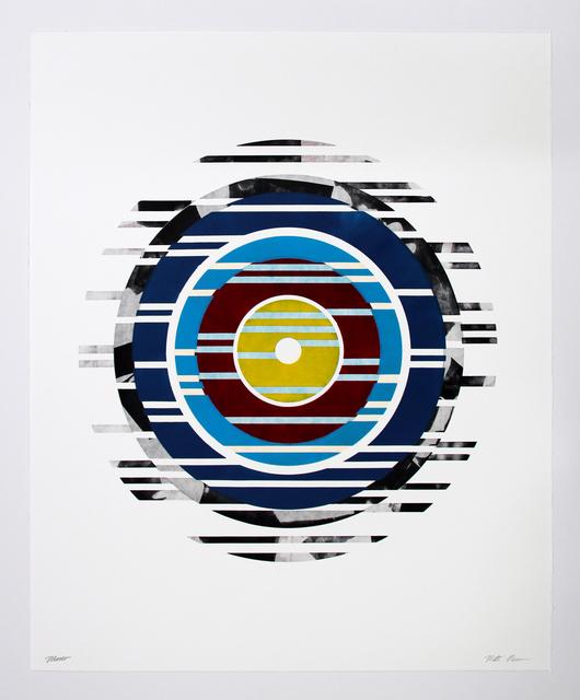 , 'Circle Print 60,' 2017, Asterisk