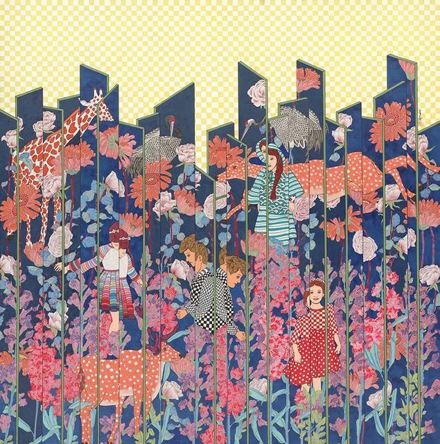 Liu Tianlian 刘天怜, 'Life in Mirrors', 2015, Line Gallery