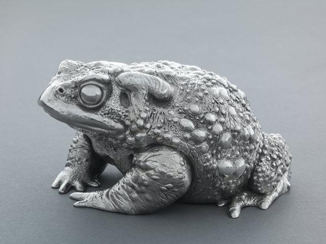 , 'Silver Toad II,' 2016, Sladmore Contemporary
