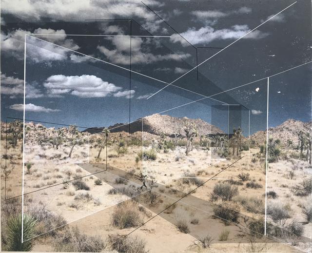 , 'New Land No. 33,' 2018, Klowden Mann