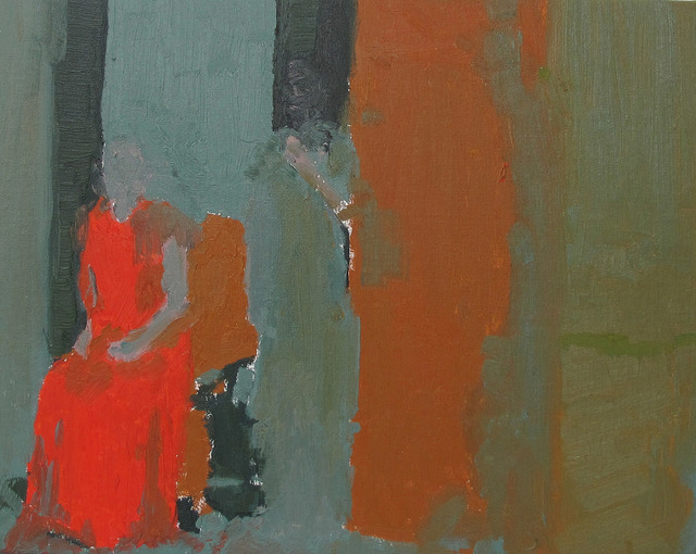 , 'Teatro #8 (Drama serie),' 2014, Johannes Vogt Gallery