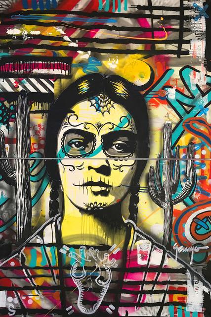 , 'Corazon de Frida,' , Calvin Charles Gallery