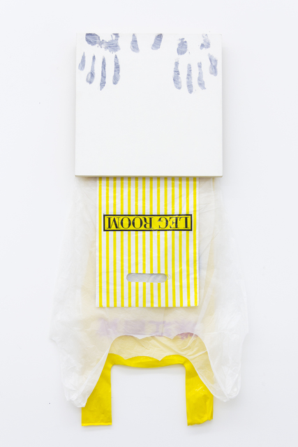 , 'Untitled (leg room),' 1993, Maisterravalbuena