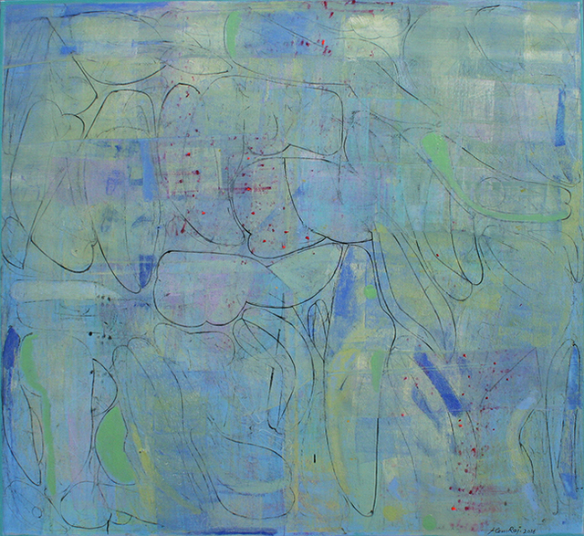 , 'Voice of God 22 ,' 2017, Bill Lowe Gallery
