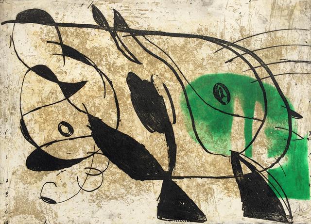 Joan Miró, 'La Commedia dell'Arte IV (D. 1109)', 1979, Denis Bloch Fine Art